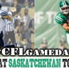 Toronto's Chad Owens, and Saskatchewan's Weston Dressler as the Roughriders host the Argo's tonight on TSN!